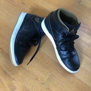 Nike Jordan 1 Retro City of Flight MidBlack